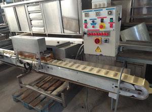 Inyectadora industrial de cremas y chocolate Canol SR100