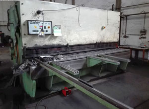 Darley GS 3100 x 20 hydraulic shear