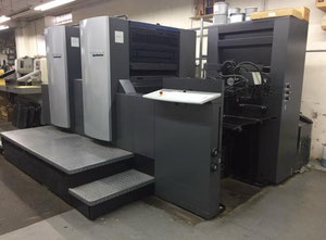 Heidelberg SM 74-2-P Offset two colours