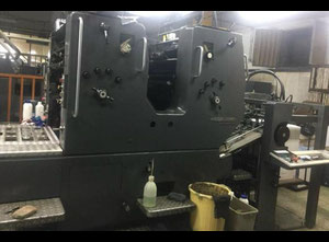 Heidelberg Sorm-z Offset two colours