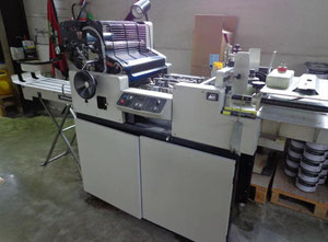 AM Multigraphics Multi 1650 Offsetdruckmaschine