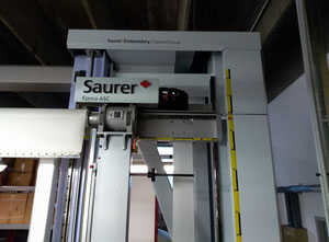 Saurer Embroidery Epoca ASC Embroidery machine