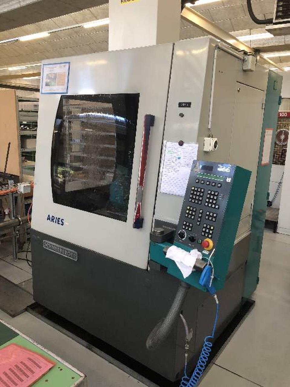 Schneeberger Aries Nc Tool Grinding Machine Exapro