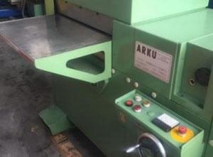 Aplanadora de chapas ARKU RM 3060/21