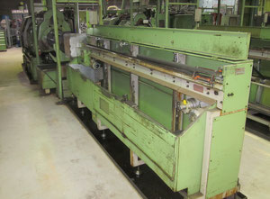 Gildemeister Spindle Bar Machine Stangenlademagazin