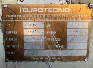 Eurotecno 125, 35 L/D P81203032