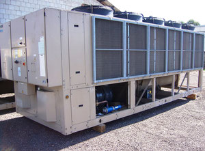 Air-cooled chiller York YAES 723 kW