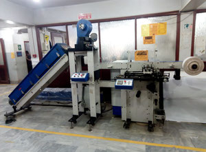 Focus Tagtran Label printing machine
