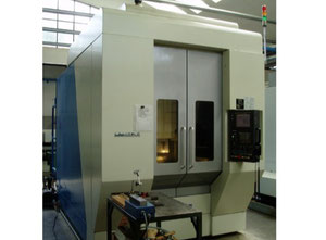 Kitamura Mytrunnion 5 – 5 Axis Machining center - 5 axis