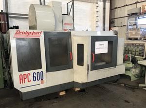 Used Bridgeport APC 600-30 Machining center - vertical