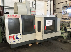 Bridgeport APC 600-30 Bearbeitungszentrum Vertikal