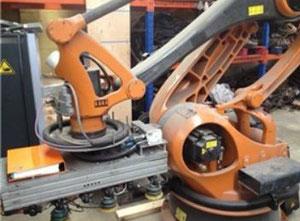 Endüstriyel robot Kuka KR 180 PA S2000