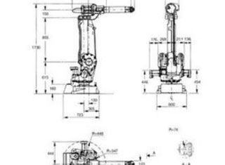 ABB IRB 2400L P81204063