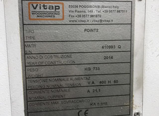Vitap Point 2 P81205005