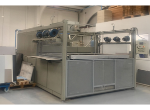 Shelley PF2515 Thermoforming - Sheet Processing Machine