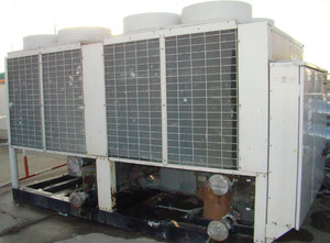 Water-cooled chiller HITACHI RHUE 120 AG2