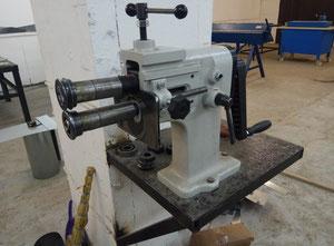 Plegadora manual Bendmak SW-125