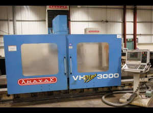 Anayak VH 3000 Plus milling machine