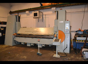 Hochstrate 3500 x 15 Folding machine
