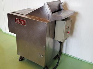 Troceadora, cortadora rotativa de bloque de congelado del fabricante FATOSA modelo CBC.