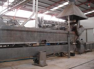 Stroj na sekáni, čištění a blanšírování ovoce a zeleniny 11.50m ES-30