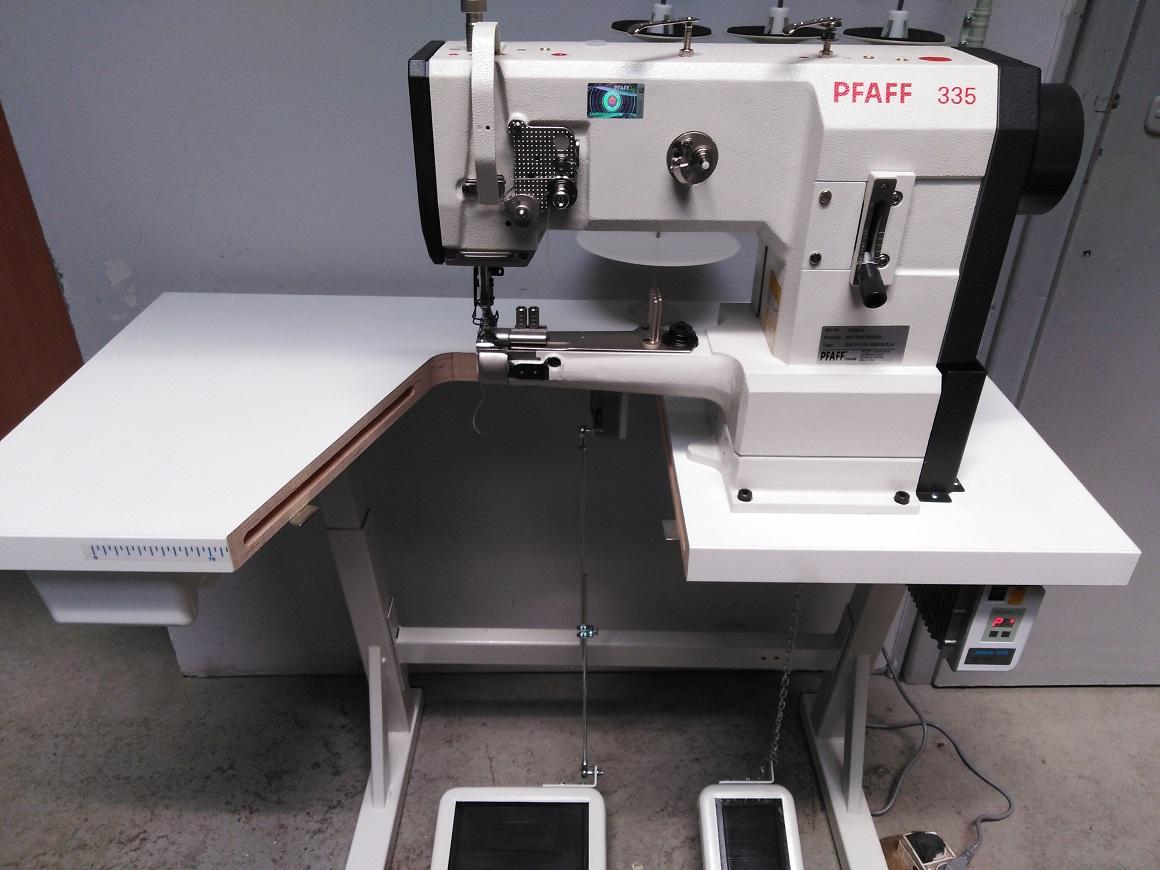 Pfaff 335 Automatic sewing machine - Exapro
