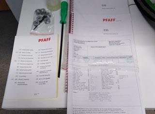 Pfaff 335 P81211025