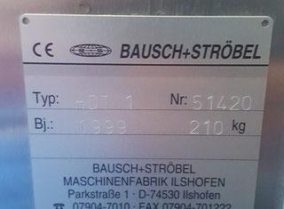 Bausch & Stroebel HDT 1 P81211034