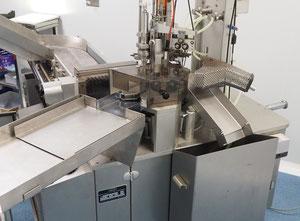 Plníci stroj pro lahvičky a ampulky Bausch + Stroebel AFV 2005
