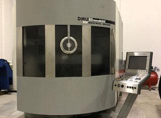 DMG DMU 80 MONOBLOCK P81212060
