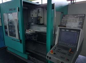 Deckel-Maho DMU 60T CNC Fräsmaschine Vertikal