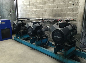 Atlas Copco LT 20 UV BM Piston compressor