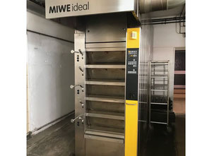 Miwe Ideal oil Rotary oven