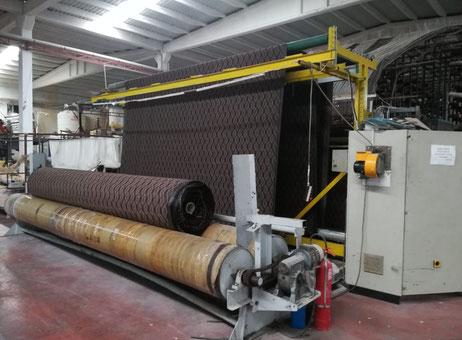 Używana maszyna - krosna pneumatyczna Spain 2008 Maszyny używane ... 1094396889