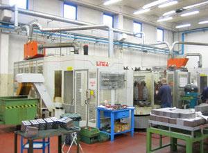 Centro de mecanizado paletizado Linea Spazio SPAZIO 20 tipo 11