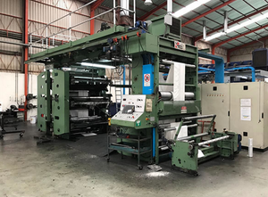 Uteco GOLD 612 RR 640 Flexo