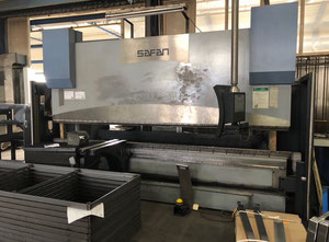 SAFAN H-BRAKE 170-4100 TS1 Press brake