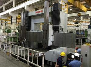 Torno vertical cnc Fulltontech CK 5231