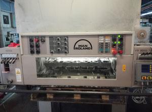 Man Roland 304 N4 4 Farben Offsetdruckmaschine