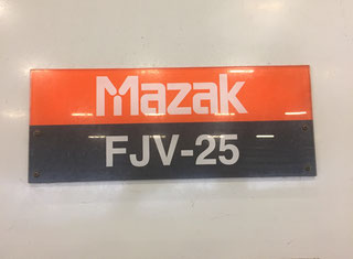 Mazak FJV 25 P81218014