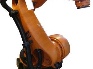 Robotica industrial Kuka KR60 HA