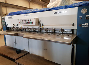 Omeco JTL-340 M Finger Joint machine