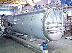 Cuiseur à vapeur horizontal VMC-1900