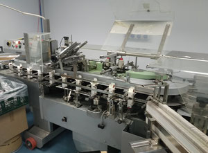 CAM AV 78 Cartoning machine / cartoner - Vertical