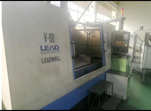 Leadwell LEAD V 60 Machining center - vertical
