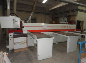 Scheer PA 4137; PA4137 Panel saw