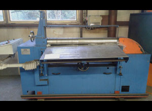 Louvroil-France B 120-40 Plate rolling machine