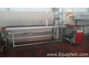 MURAT MAKINA TC 298 PROFILE SAW