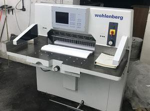 Wohlenberg Gmbh Germany Wohlenberg Cut tec 76 Schneider