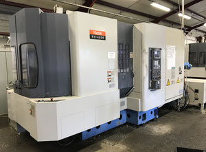 Mazak FH4800 palletized horizontal machining center